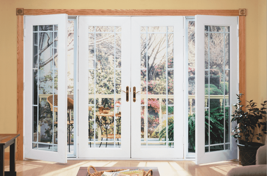 Amerimax vinyl patio doors denver 30 years sales for Vinyl windows denver