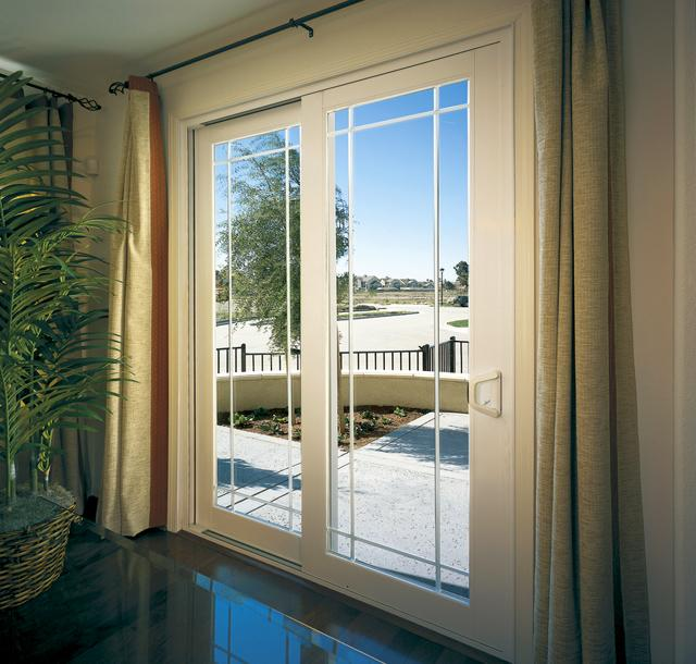 Superbe Milgard Vinyl Patio Doors Denver Centennial