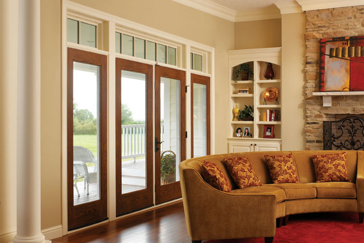 Therma-Tru Fiberglass Patio Doors Denver Centennial