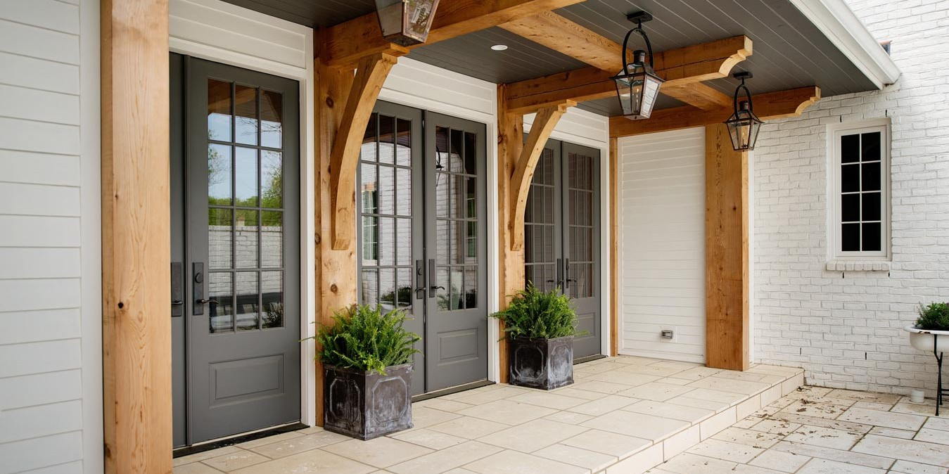 Centennial doors deck sliding door patio doors high for Quality patio doors