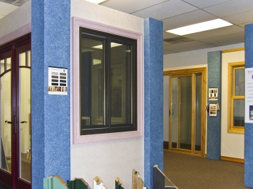 Beyers replacement windows doors showroom Centennial Denver